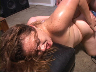 Horny dude adores fucking into ass slutty BBW - Picture 1