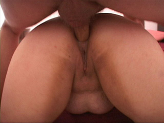 Fat bitch jumping on a stiff rod with her experienced - Picture 4
