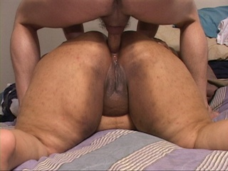 Long-haired latina big mom gets her fat ass stuffed with - Picture 1