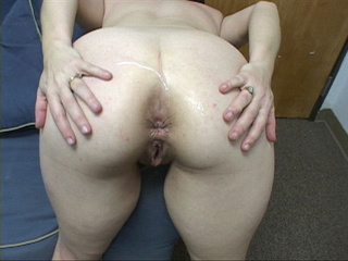 Chubby bitch in a blue thong enjoys jumping on a man's - Picture 3