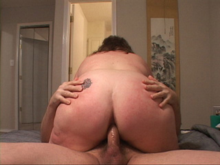 Tattooed ass bitch gets it banged hard from behind - Picture 2