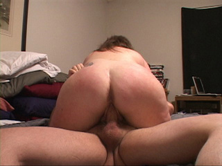 Curly fat bitch enjoys riding a stiff rod before dirty - Picture 4