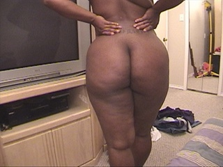 Lustful bald white dude adore fucking fat black moms - Picture 3