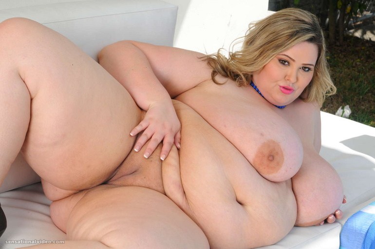 image Ssbbw mandy majestic gets fucked out by the pool