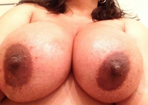 Huge titted Asian with pierced nipples - XXXonXXX - Pic 10
