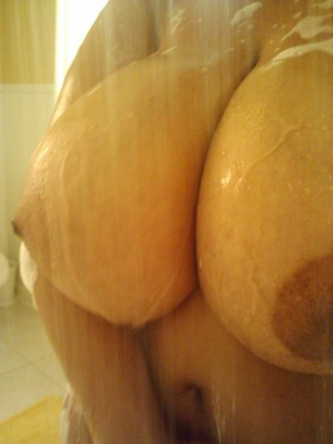 Huge titted Asian with pierced nipples - XXXonXXX - Pic 13