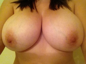 Big breasted Asian gals not ashamed to pose topless - XXXonXXX - Pic 13