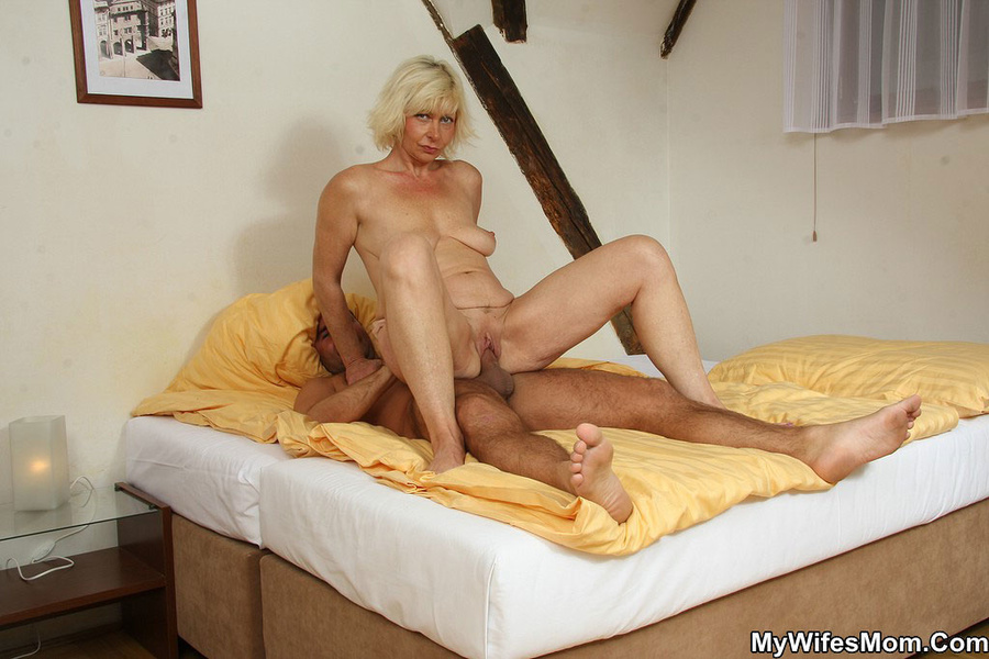 amateur mother in law