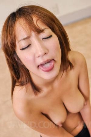 Naughty Sana Anju hot deepthroat blowjob in class - XXXonXXX - Pic 1