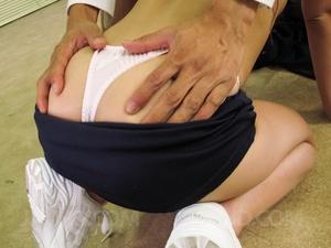 Naughty Sana Anju hot deepthroat blowjob in class - XXXonXXX - Pic 13