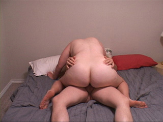 Shameless fat bitch gets banged in doggy style badly - Picture 4