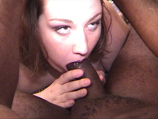 Fat bitch in stockings - Picture 1