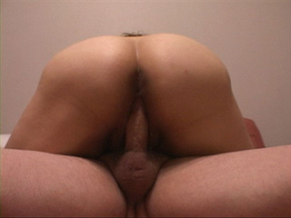 Curly mom sucking meaty dick before hard anal banging - Picture 4