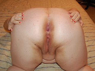Red BBW loves assfucking - Picture 3