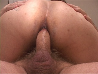 Granny in glasses assfucked - Picture 3