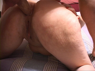 Fat ass latina mom gets assfucked - Picture 3