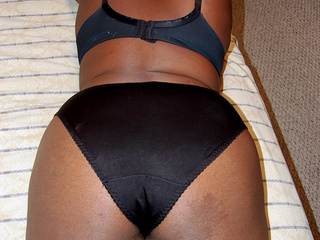 Cool pics of black BBW demonstrating their delights - Picture 4