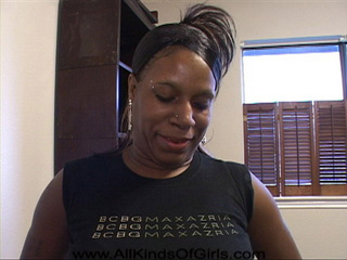 Big titted black mamasita - Picture 1