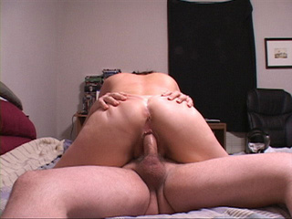 Nasty chubby bitch enjoys anal doggy style - Picture 2