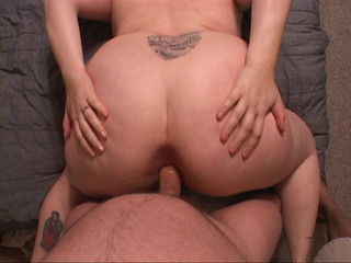 Tattooed fatty anally fucked - Picture 2
