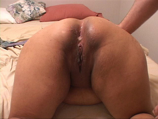 Curly swarthy latina mom gives head before assfucking - Picture 2