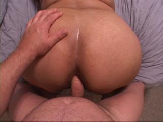 Swarthy latina Milf enjoys anal sex in various poses - Picture 2