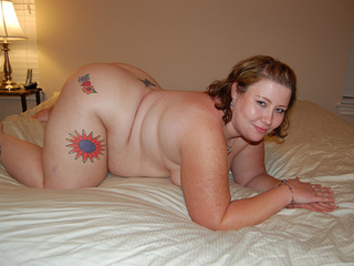 Asian tattooed fatty doggystyled - Picture 4