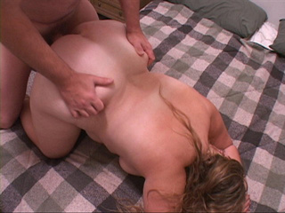 Hot fat mom assfucked in gym - Picture 1