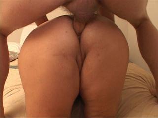 Fat ass bitch abut slammed - Picture 3