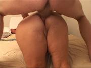 fat ass bitch abut