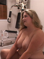 Nice curvy housewife with big tits - Picture 2