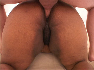 Huge-titted black mama assfucked variously - Picture 3