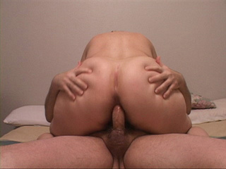 Curly BBW ass slammed badly - Picture 1