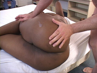 Busty black mama assbanged hard - Picture 1