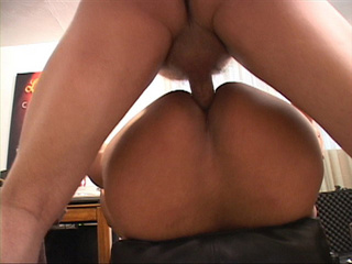 Fat latina mama ass screwed with white long dong - Picture 3