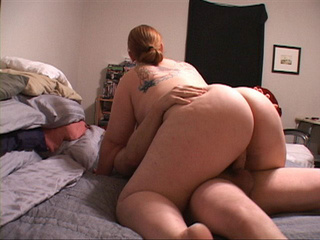 Bootylicious tattooed fatty doggystyled - Picture 4