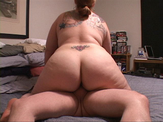Bootylicious tattooed fatty doggystyled - Picture 5