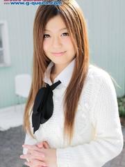 Red Asian school girl in white blouse - XXXonXXX - Pic 1
