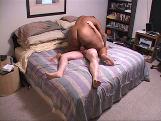 Ebony mama loves hard doggy style into ass - Picture 4