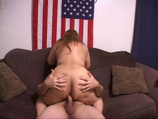 Lustful fat latina granny swallows cock hungrily - Picture 4