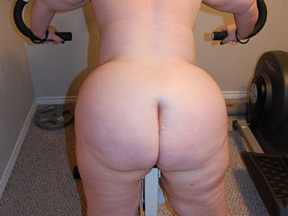 Old BBW adores hard anal drilling - Picture 3