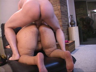 Plump latina mom with ponytail ass slammed badly - Picture 3