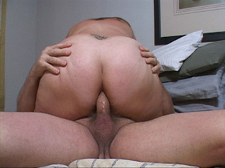 Chubby bitch in glasses gets her pooper stuffed with - Picture 4