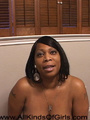 Big bottom black mom showing off her - Picture 2