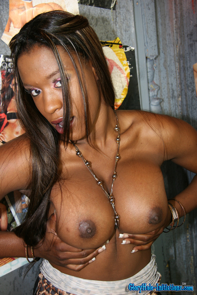 Would big tit ebony deepthroating fantasy))))