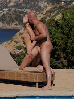 Bodacious blonde Grace gets doggystyled in - XXX Dessert - Picture 6