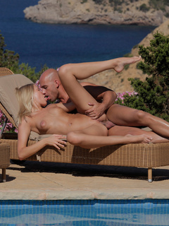 Bodacious blonde Grace gets doggystyled in - XXX Dessert - Picture 10