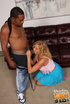 Blond MILF dicked in ghetto house.
