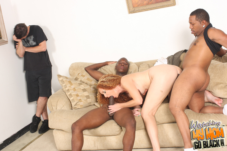 Hot red haired mom fucked by big black cock - XXX Dessert ...
