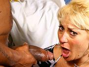 blondy takes long black